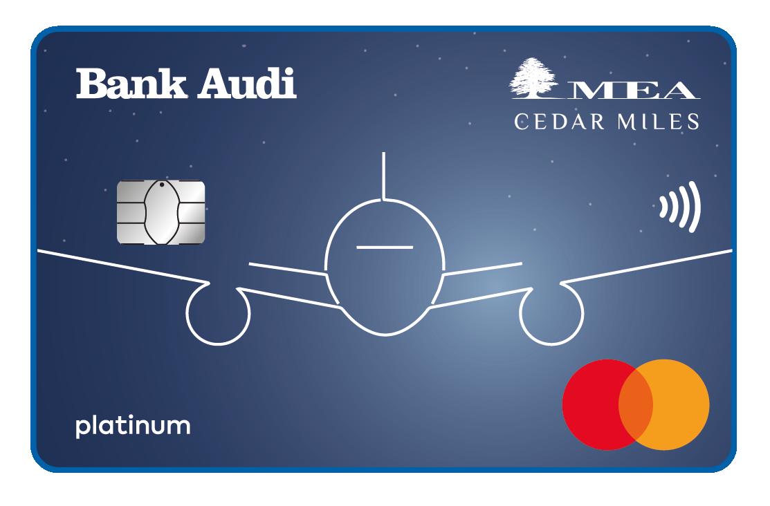 MasterCard Cedar Miles Platinum