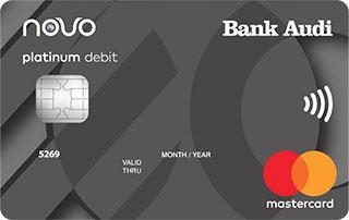 MasterCard Novo Platinum Debit