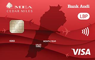 Visa Cedar Miles LBP