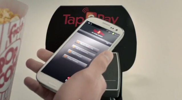 Tap2Pay NFC Mobile Payment by Bank Audi – Popcorn